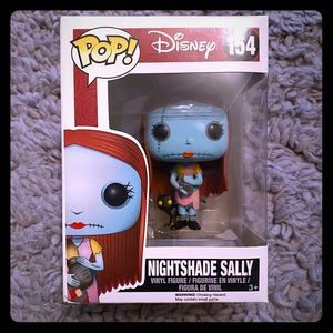 Nightmare before Christmas nightshade sally funko